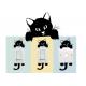 Samolepka  - roztomilé koťátko