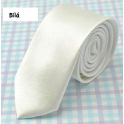Pánská kravata - fuchsiová