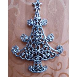 Závěsná dekorace - stromeček