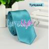 Pánská kravata - tyrkysová