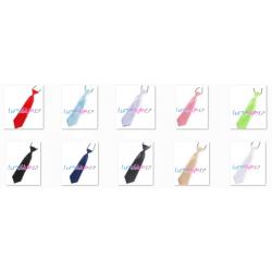 Dětský kravata - výběr z více barev