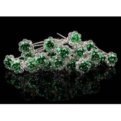 Vlásenky - zelené kytičky