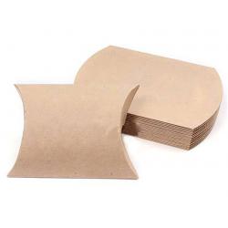 Dárkové krabičky z kraftového papíru