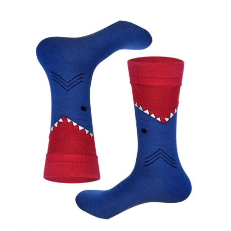 Pánské ponožky - žralok
